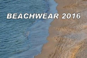 Beachwear Collection 2016